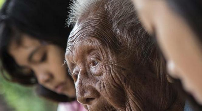 Умер долгожитель Земли в 146 лет