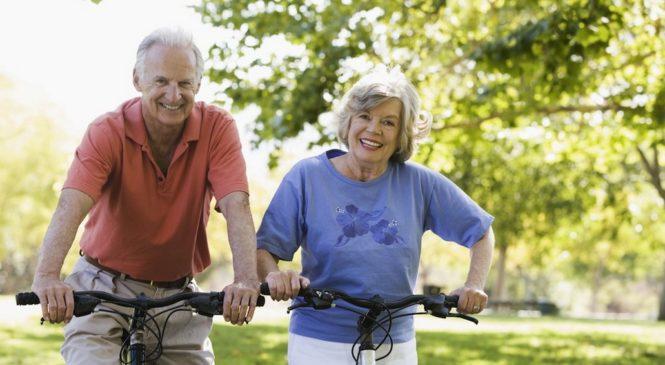 Интенсивные тренировки замедляют старение