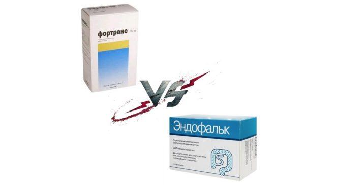 Фортранс или Эндофальк, что лучше выбрать, советы от экспертов