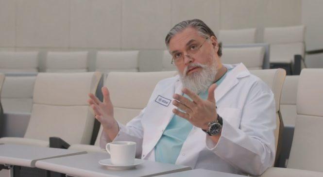 Вышло первое видео из серии бесед с врачом-эндоскопистом