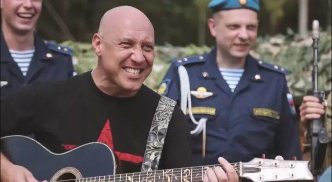 Денис Майданов, ВДВ